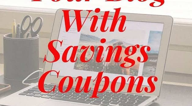savings coupons