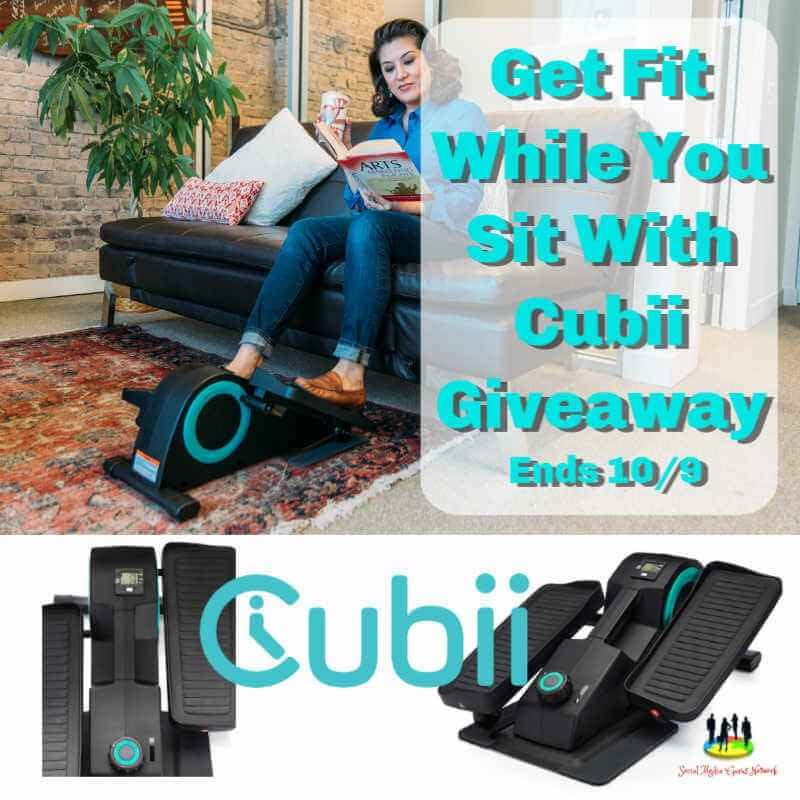 get fit while you sit