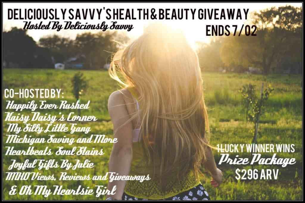beauty giveaway image