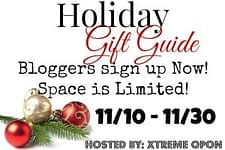 Bloggers Opp – Sign Up for Holiday Gift Guide Event