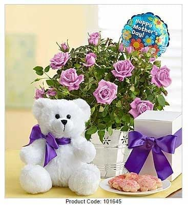 mother's day flowers image