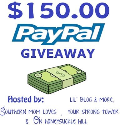 Free PayPal Money 2017 Giveaway