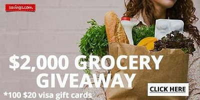 2015 Grocery Giveaway