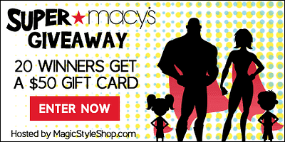 Macy's Super Saturday Sale And Giveaway