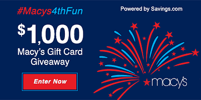 Macy's 4th Of July Fireworks 2017 – Deal And Giveaway