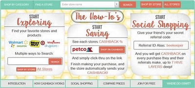 How To Earn Cash Back Shopping Online And iPad Giveaway