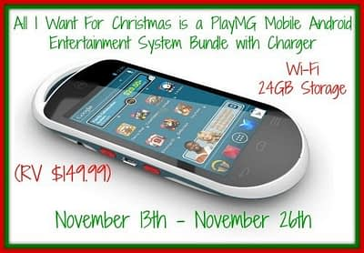 Mobile Android Entertainment System Giveaway
