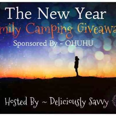 The New Year Family Camping Event