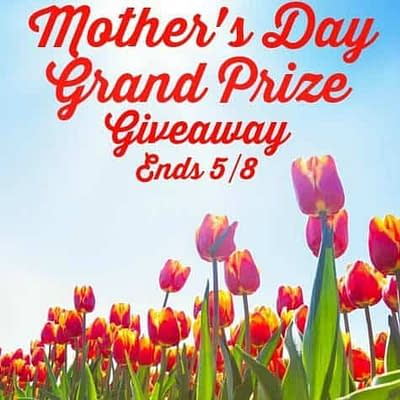 Mother's Day 2016 Gifts Giveaway