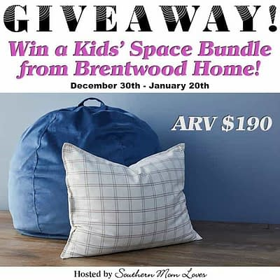 Brentwood Home Kids Space Bundle Giveaway