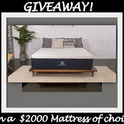 Best Mattress 2017 – Brooklyn Bedding Giveaway