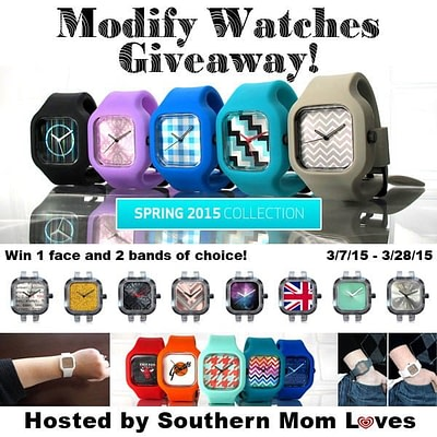 Modify Watches Giveaway