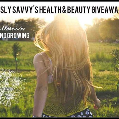 Blogger Opp – Health & Beauty Giveaway