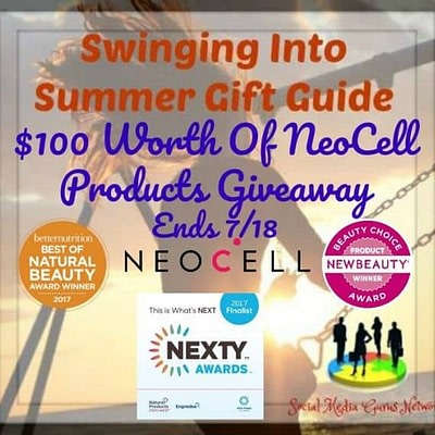 Best Collagen Supplements – NeoCell Products Giveaway