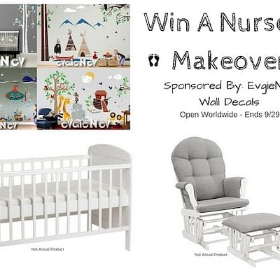 Nursery Themes 2017 Giveaway