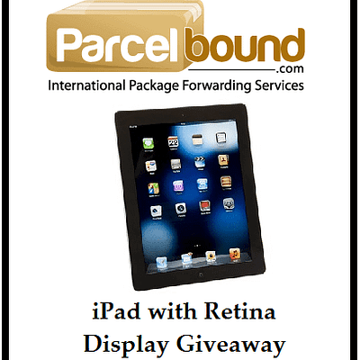 Win #iPad with Retina Display Giveaway