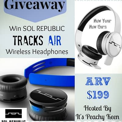 Headphones by Sol Republic Giveaway