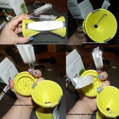 Spiral Slicer – #WordlessWednesday #EndlessSummer Giveaway