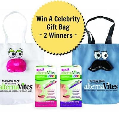 Gift Bags Giveaway