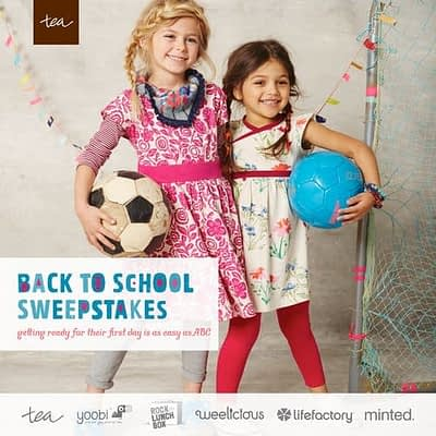 Back To School Supplies Sweepstakes