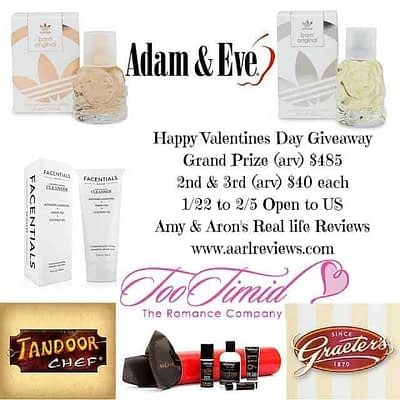 Valentines Day Date Night Gifts Giveaway