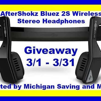 Aftershokz Headphones Giveaway