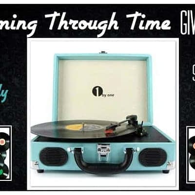 Roaming Through Time Portable Turntable Giveaway