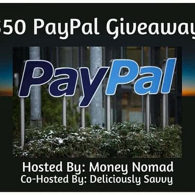Win Free $50 Paypal Cash