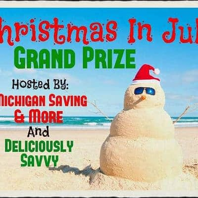 Christmas In July 2016 Giveaway