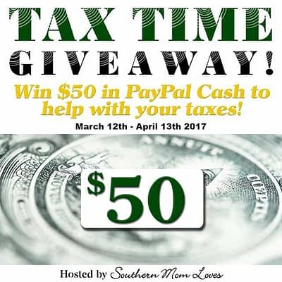 Tax Time 2017 Cash Giveaway