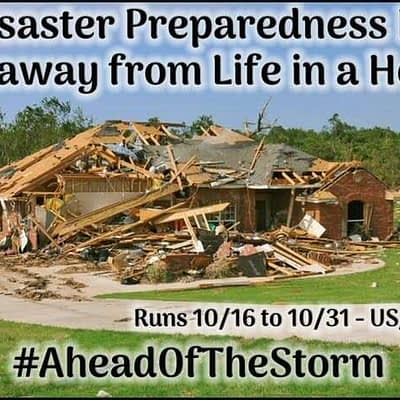 Disaster Preparedness Kit Giveaway