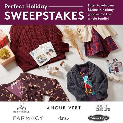 2017 Holiday Styles And Sweepstakes