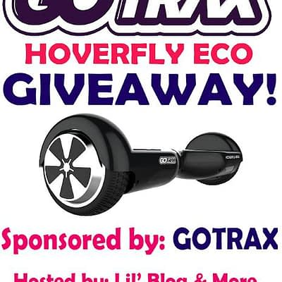 Self-balancing Scooter Hoverboard Giveaway