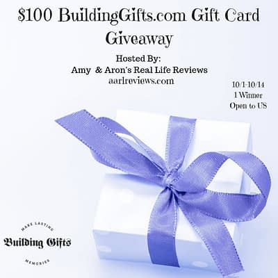 Personalized Gifts – $100 Gift Card Giveaway