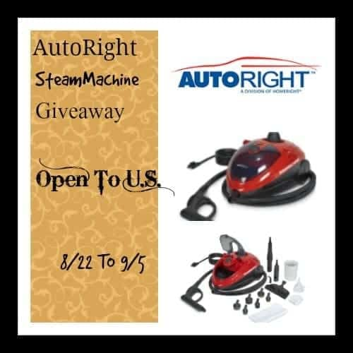AutoRight SteamMachine