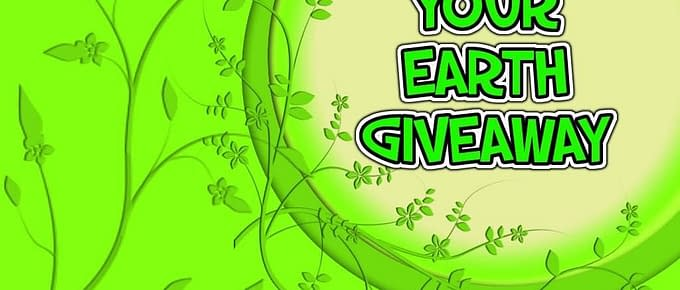 green giveaway image