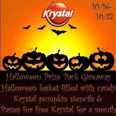 2015 Halloween Prize Pack Giveaway