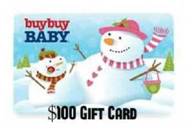 BuyBuy Baby Gift Card Giveaway Event