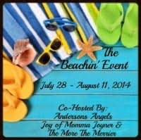 Summer Fun – The Beachin' Event Giveaway