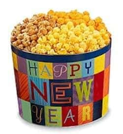 Gourmet Popcorn – The Popcorn Factory Happy New Year's Giveaway
